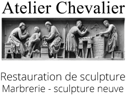 Atelier Chevalier – restauration sculpture marbrerie